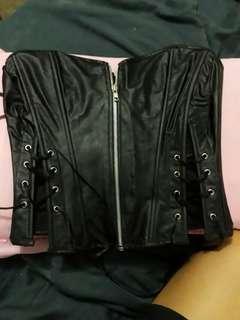 Leather Corsette