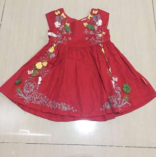 Dress Anak Cool Baby