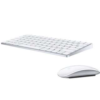 Apple Magic Keyboard and Mouse 2 [Set]