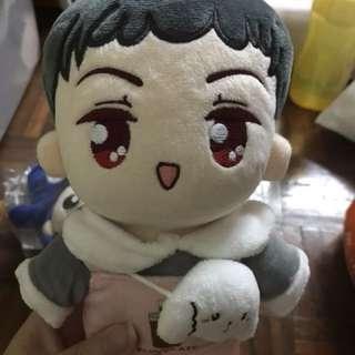 EXO Sehun doll