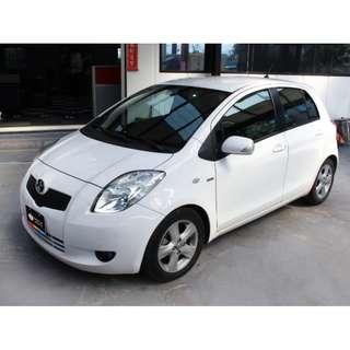 2009年TOYOTA YARIS 1.5 全台灣最暢銷小車