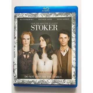 Stoker Blu Ray