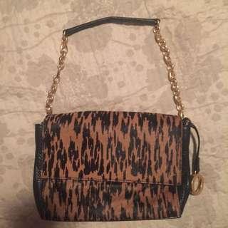 Oroton Pony Hair Bag