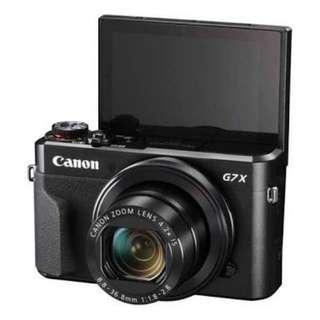 Mirroless Canon PSG7X MARK II Kredit Tanpa DP