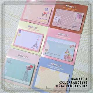 [MAJOR CLEARANCE] Post its