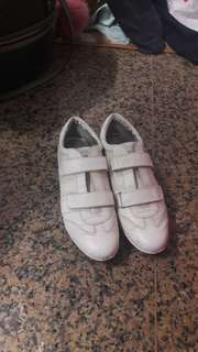 Charles and keith sneakers