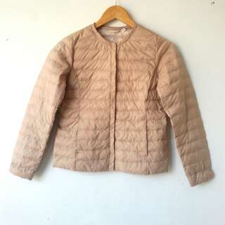 Ultra light jacket by uniqlo