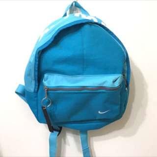 NIKE 耐吉 🐬水藍色 幼童後背包🐬
