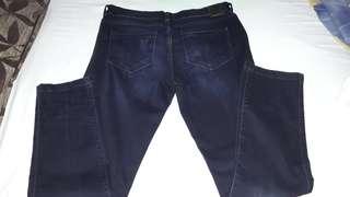 Zara Ripped Jeans Boyfriend Fit