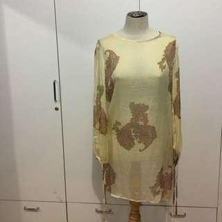NEW Long blouse custom made
