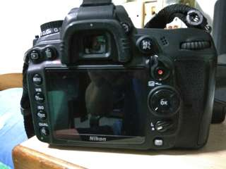 Nikon D7000 Shutter count 25k good  condition with 1 battery and charger. Tamron len sp 70-300mm $250
