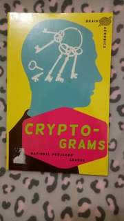 Puzzle Book - Cryptograms