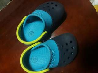 Crocs Boys Shoes 2 years below