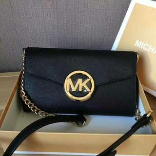 Michael Kors Chain Sling Bag