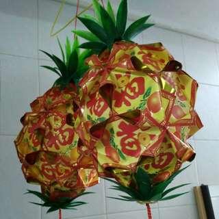 Handmade CNY decoration