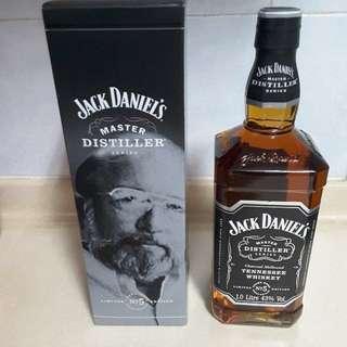 Jack Daniel's Master Distiller Whisky
