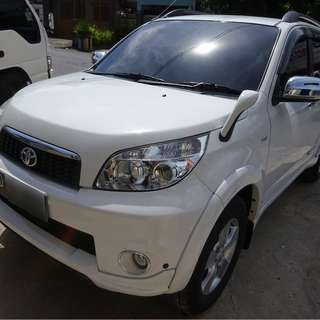 Toyota Rush S M/T 2012 (KM 19RB)