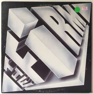 The Firm (1985 USA Original - Vinyl Is Mint)
