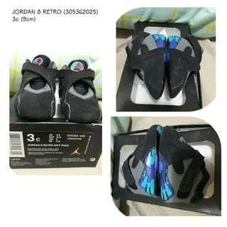 Authentic Jordan 8 Retro/ 3c or 9cm