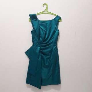 Green Tosca Dress