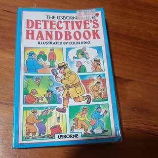 Detectective's handbook