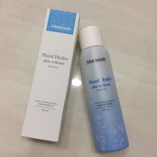 Floral Hydro skin softener