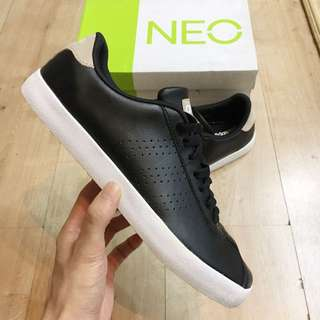 Adidas neo vl court black khaki original