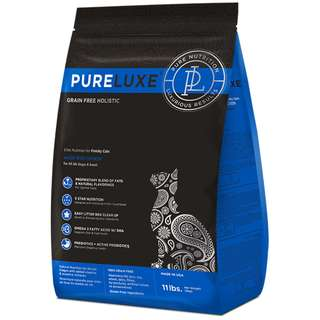 Pureluxe Elite Nutrition for Finicky Cats - Chicken (My Cat Fussy) 3.3lb