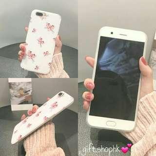 韓國ins粉紅豹手機全包磨砂軟殼💕