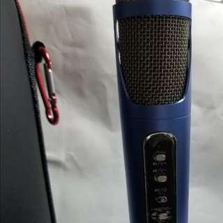 (全新) 無綫籃牙卡啦OK 功能播放器