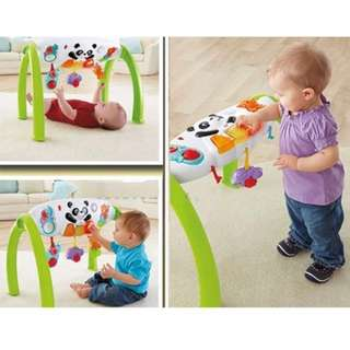 Fisher Price 3 in 1 grow with me gym
