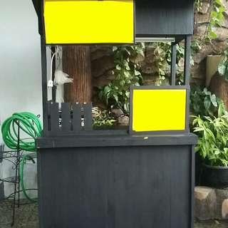 Gerobak Bekas/Booth Second/Rombong Bekas