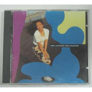 Sandy Lam 林忆莲 1991 Warner Music Hong kong Chinese CD 9031 75161-2