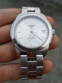 Jam tangan Luxury Tissot 1853 PR50 Original Automatic Perfect Condition