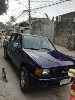 ISUZU Pick Up (Super Discounted)