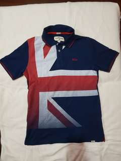 Slim Fit Lee Cooper Polo Shirt (Small)