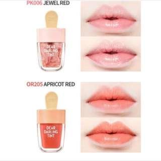Etude house dear darling lip tint