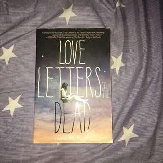 Love Letters For the Dead