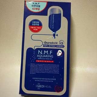 Mediheal N.M.F Aquaring Ampoule Mask Ex.