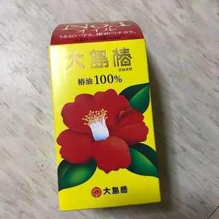 日本熱賣🔥大島椿髮尾油60ml