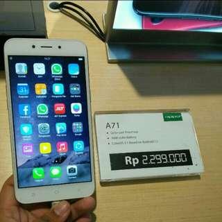 Oppo A71 Cicilan tanpa kartu kredit