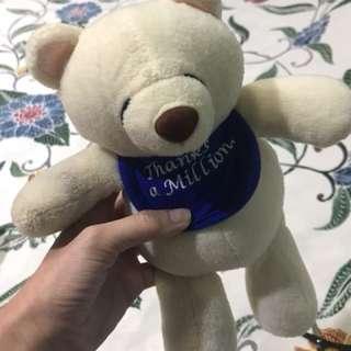 Thanks a Million Bear