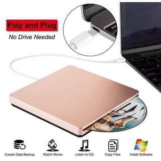 USB-C SuperDrive - Rose Gold