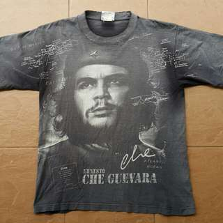 Che guevara fullprint t shirt