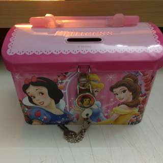 Disney Princesses Coinbox