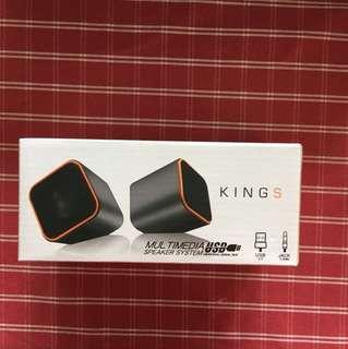 KINGS USB Speakers