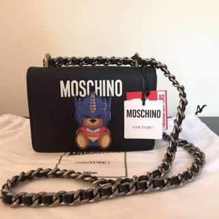 Moschino bear 🐻transformer shoulder bag
