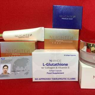 Nworld products Nlighten, Nhance, Nchant with discount for multiple orders and frequent buyers.