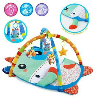 LARGE BABY PLAY SOFT GYM