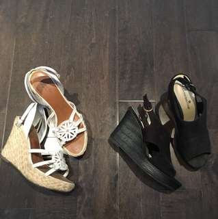 American Eagle & Montego Bag Club Sandals